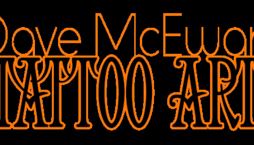 Dave McEwan tattoo Art small