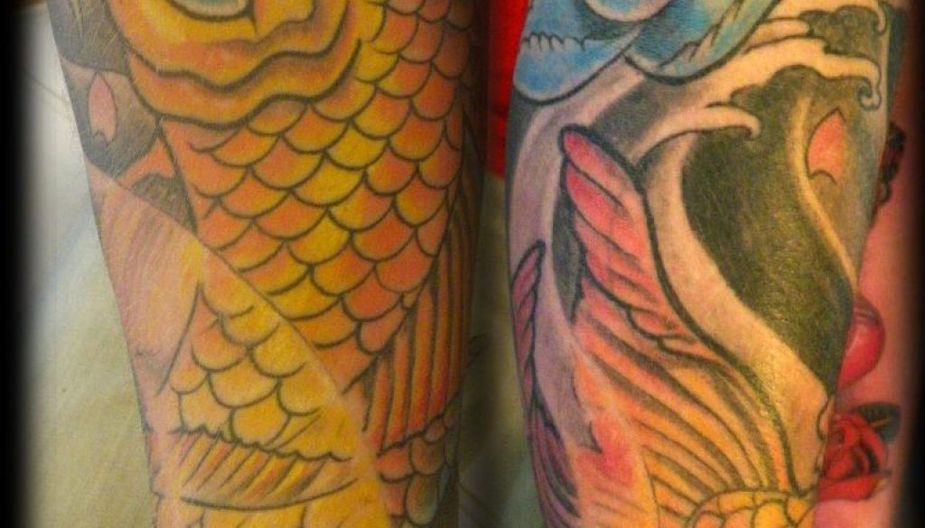 koi Tattoo NZ