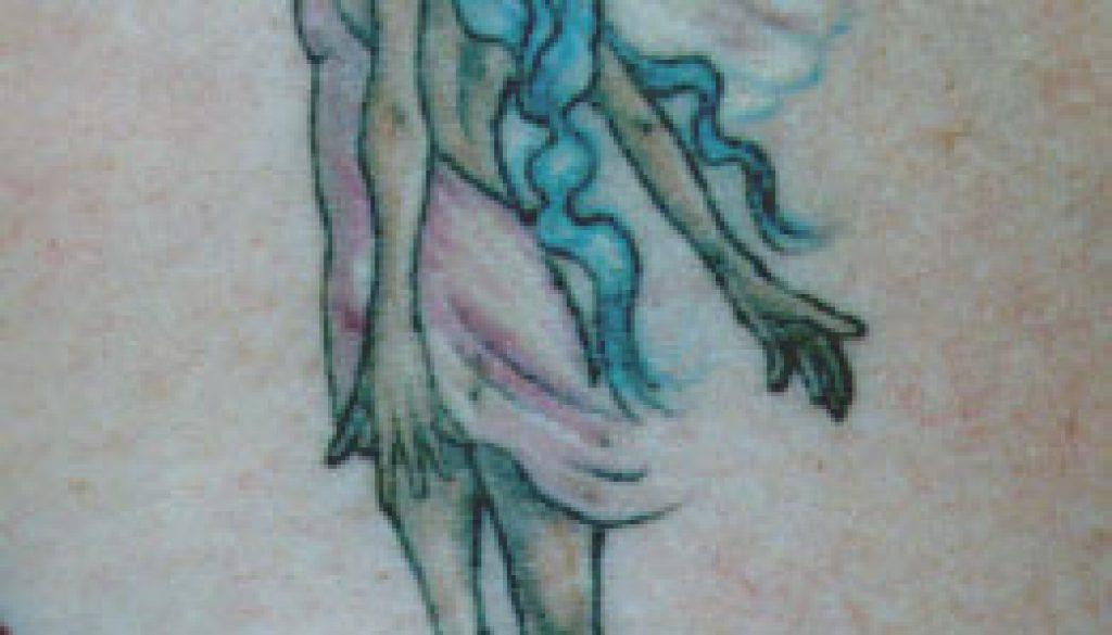 farie tattoo Tauranga New Zealand